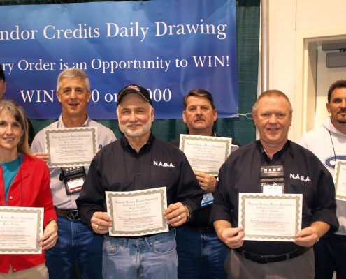 2015 Reno Show Prizes