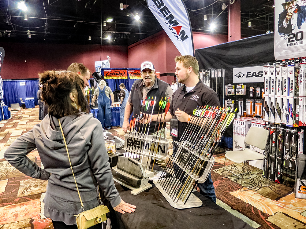 National Archery Buyers Association   NABA – Come Out West And